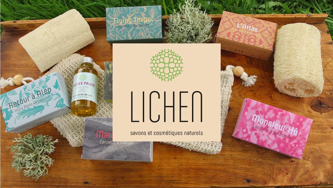 lichen naturel savon bio gironde festival tribus libres exposants 2018