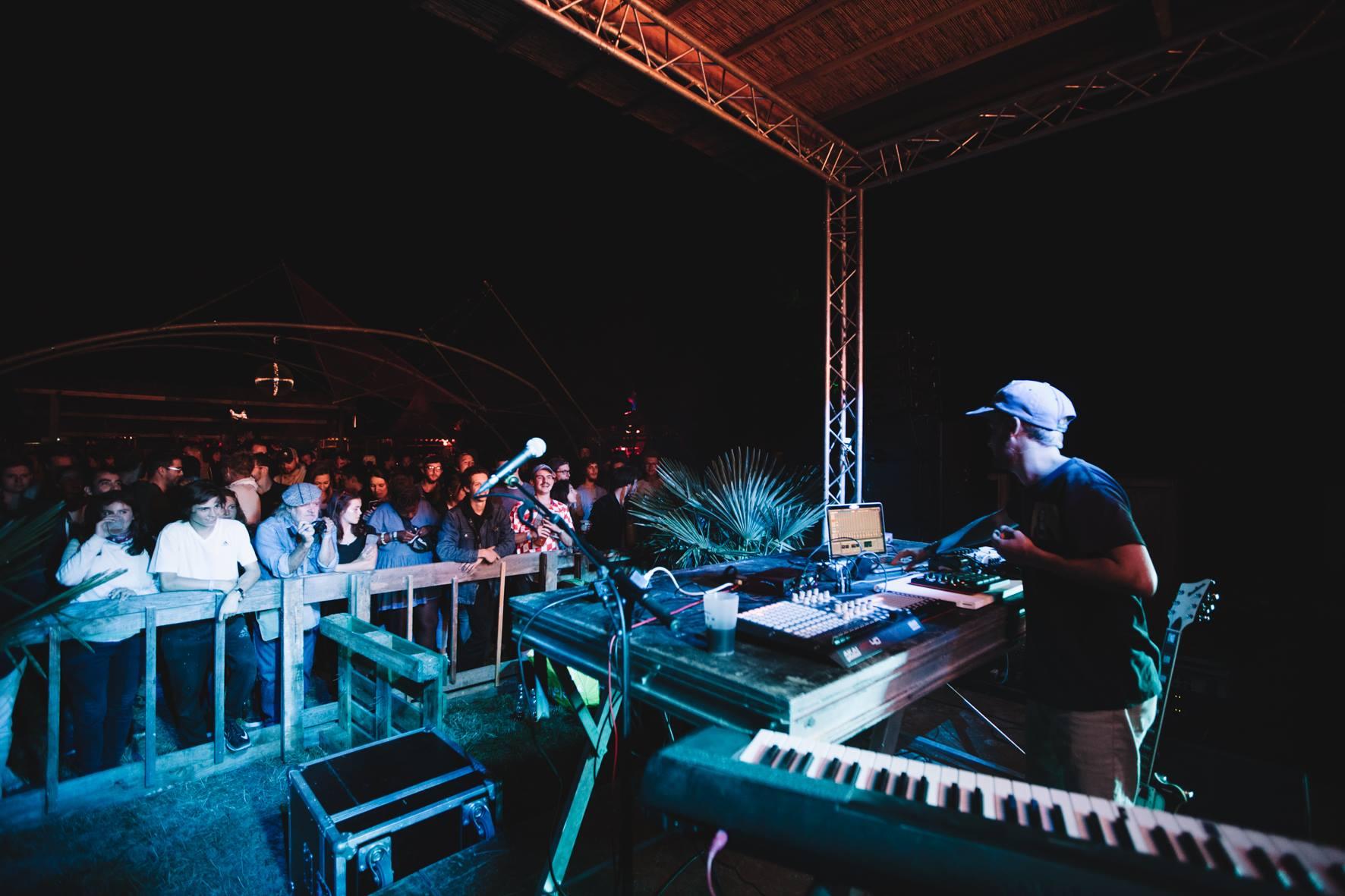 artiste OBSIMO - festival Tribus Libres 2018